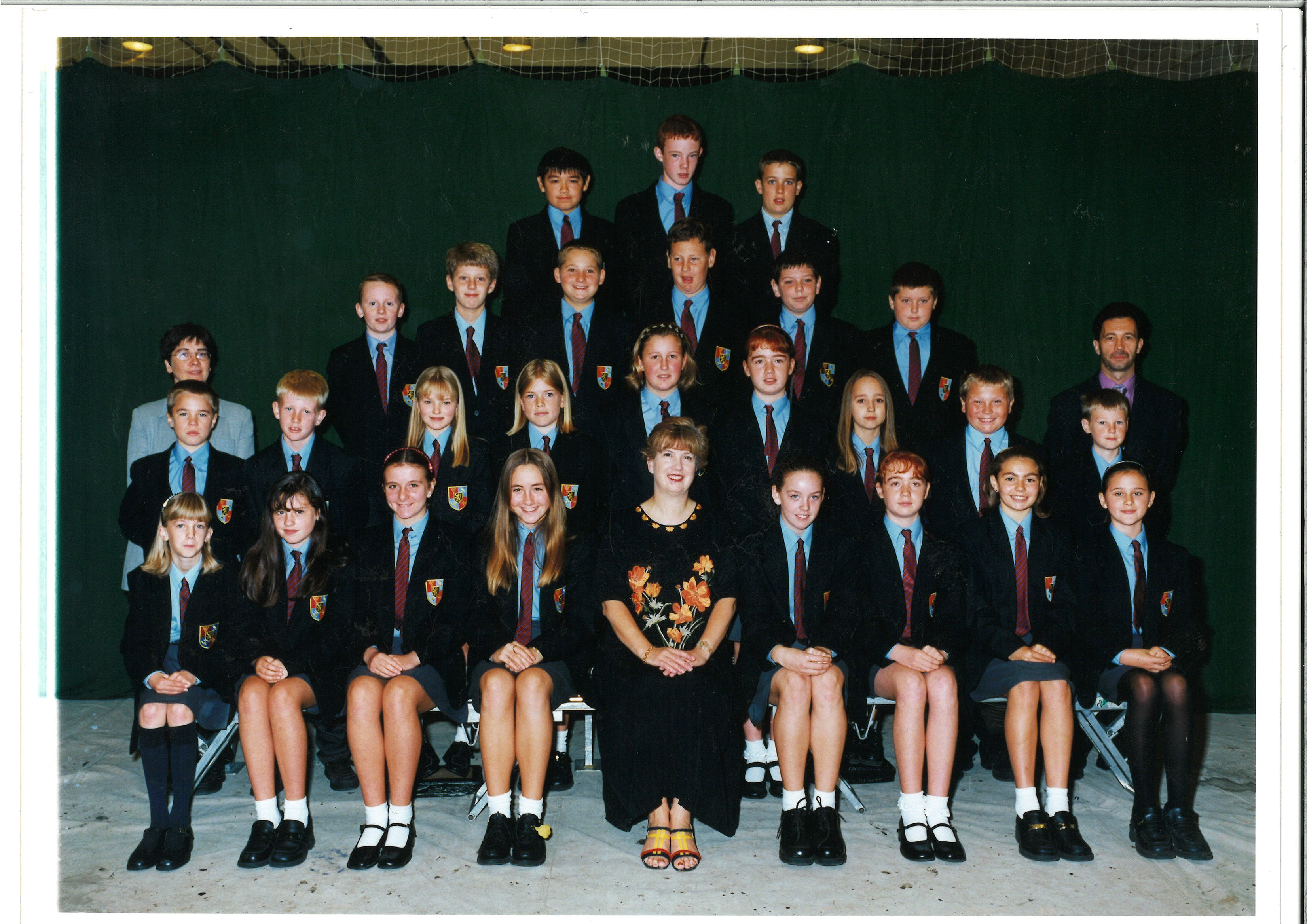 1999 - 2000 Tutor Group 7RR