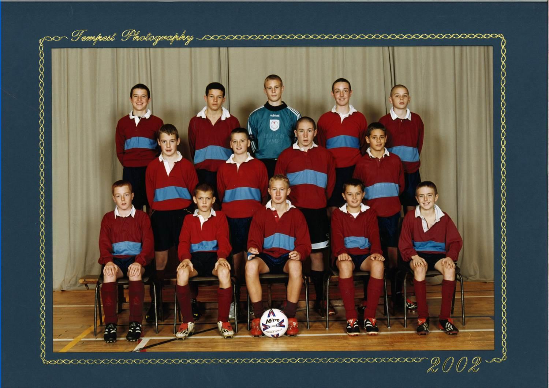 Boys Football 2002