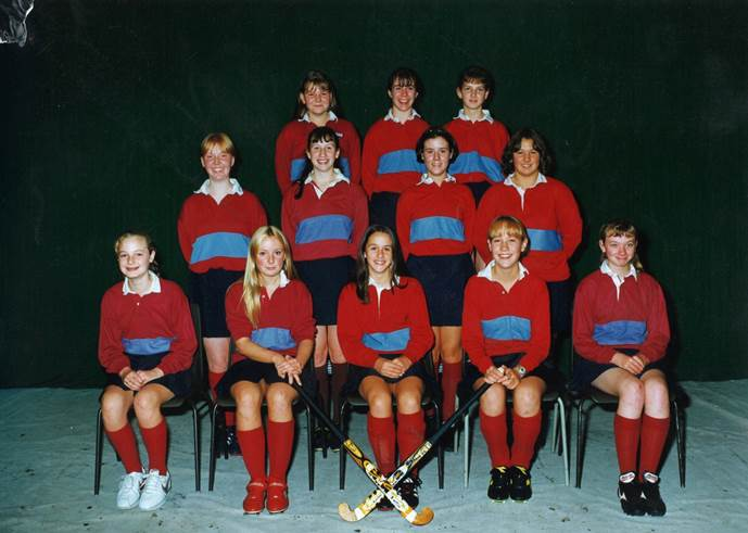 Hockey Team 2000