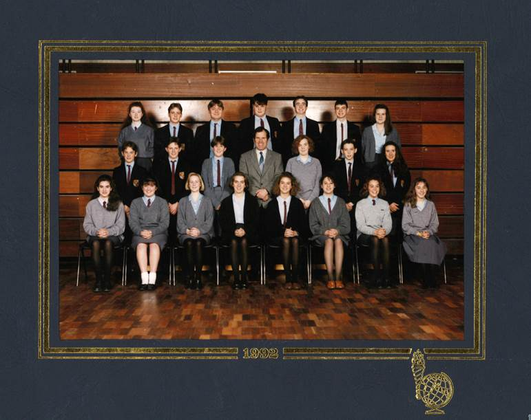 Sefton House - Year 11 1993