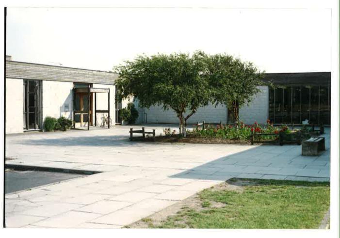 Main Entrance 1975