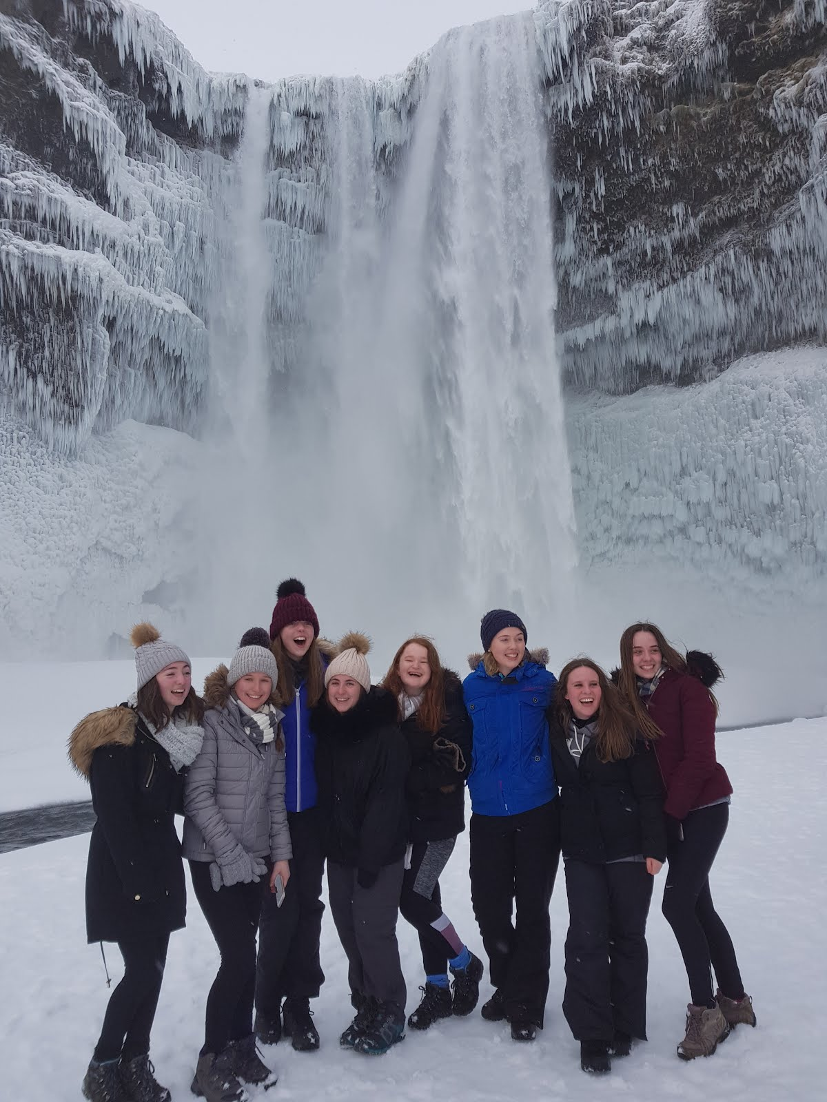 A whistle stop tour of Iceland